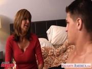 Порно фильм онлайн с мамашами
